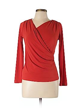 Ann Taylor Long Sleeve Top Size M (Petite)