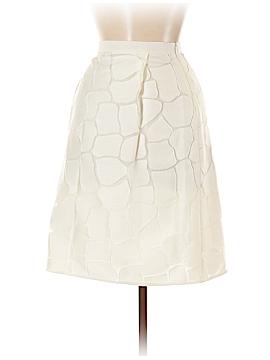 Les Copains Silk Skirt Size 42 (IT)