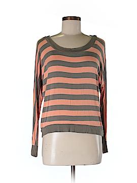Design History Long Sleeve Blouse Size M