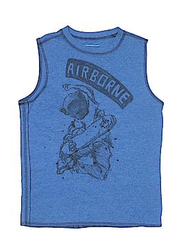Old Navy Sleeveless T-Shirt Size 6