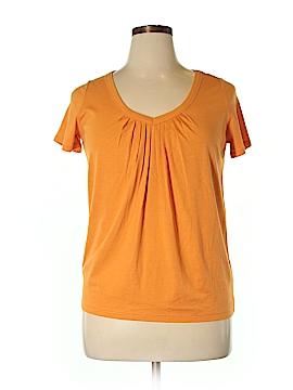 Talbots Short Sleeve Top Size X Petite (Plus)