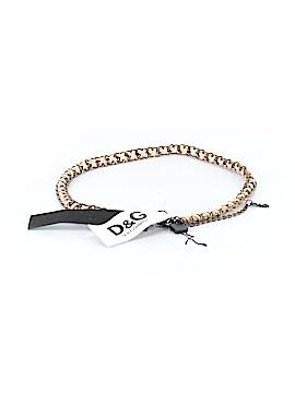 D&G Dolce & Gabbana Belt Size L