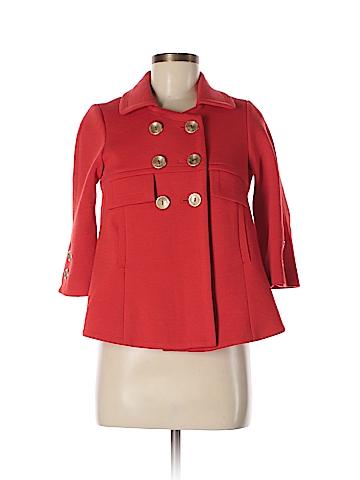 Smythe Wool Coat Size 6