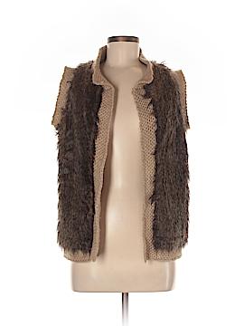 Ladakh Faux Fur Vest Size 2