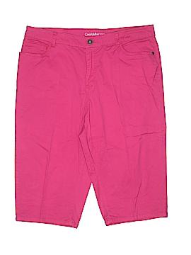 Croft & Barrow Khaki Shorts Size 14