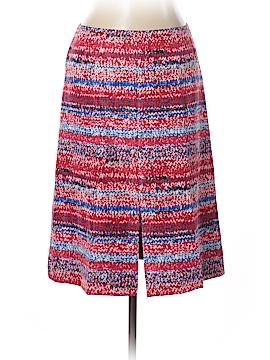 Tory Burch Silk Skirt Size 10