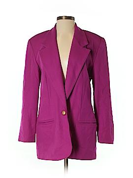 Carole Little Wool Blazer Size 6
