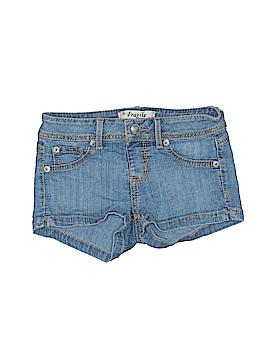 Fragile Denim Shorts Size XS