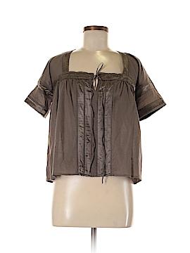 IRO Short Sleeve Blouse Size 38 (FR)