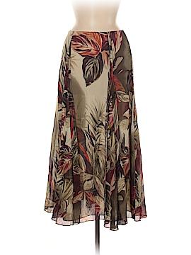 Emanuel Ungaro Liberte Silk Skirt Size 8