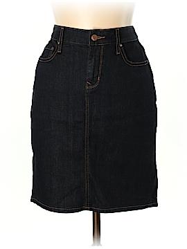 Gap Denim Skirt 28 Waist (Petite)