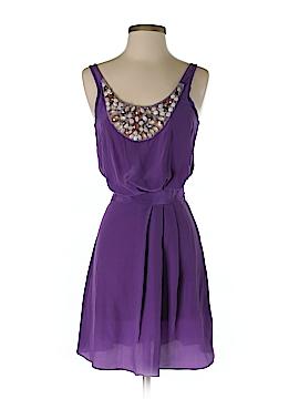 Hy & Dot Sleeveless Silk Top Size S