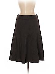Ann Taylor LOFT Women Wool Skirt Size 2