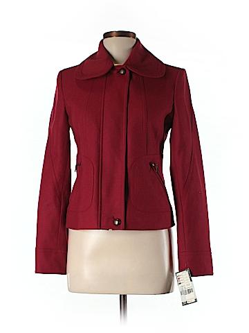Andre Badi Wool Coat Size XS