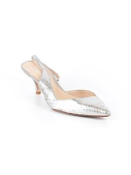 Delman Shoes Heels Size 37.5 (EU)