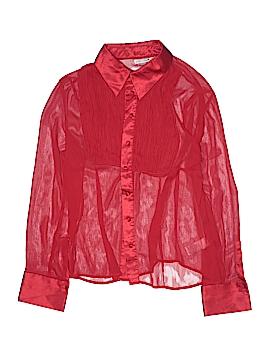 Kaelyn-Max Long Sleeve Blouse Size L
