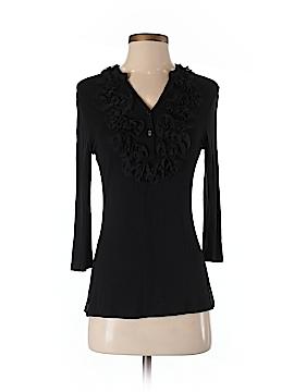 Vintage Suzie 3/4 Sleeve Top Size S
