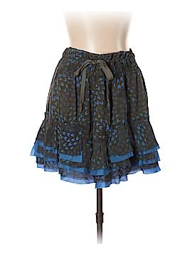 Free People Silk Skirt Size L