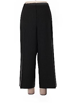 AK Anne Klein Wool Pants Size 20 (Plus)