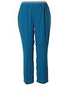 Draper's & Damon's Casual Pants Size 2X (Plus)