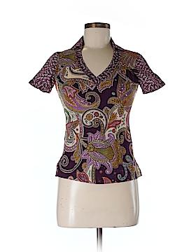 ETRO Short Sleeve Top Size 42 (IT)