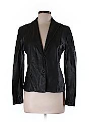 Banana Republic Women Leather Jacket Size 4