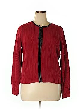 Cynthia Rowley TJX Cardigan Size XL