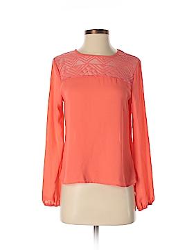 Meraki Long Sleeve Blouse Size S