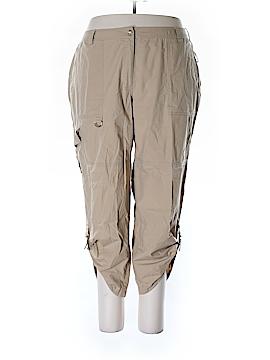 Jones New York Cargo Pants Size 20 (Plus)