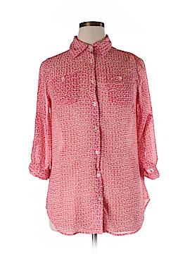 Avenue Long Sleeve Blouse Size 14 - 16 Plus (Plus)