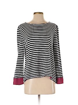 Lafayette 148 New York Long Sleeve T-Shirt Size L