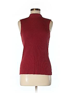 Valerie by Valerie Stevens Sleeveless Silk Top Size M