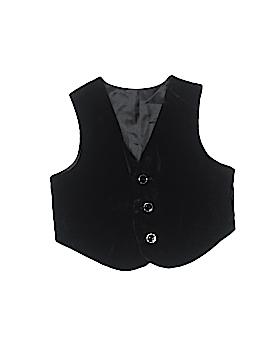 Jcpenney Tuxedo Vest Size 18 mo