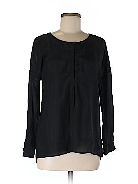 GO 3/4 Sleeve Silk Top Size XS