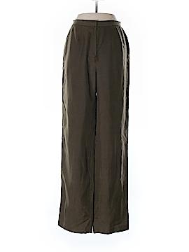 Casual Corner Silk Pants Size 2