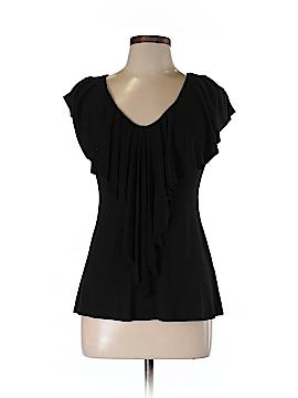 Akiko Short Sleeve Top Size S