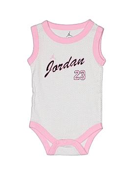 Jordan Short Sleeve Onesie Size 3-6 mo