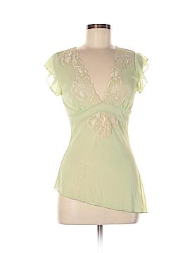 Blu Heaven Short Sleeve Top Size M