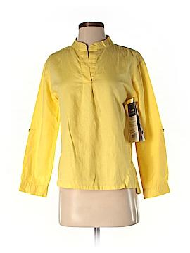 Sherpa Long Sleeve Blouse Size XS