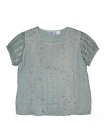 BFA Classics Short Sleeve Blouse Size L