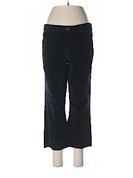Gloria Vanderbilt Cords Size 12