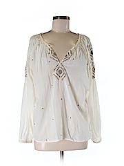 Love Sam Women Long Sleeve Blouse Size M