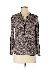 Meadow Rue Women Long Sleeve Blouse Size M