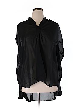 Helmut Lang Long Sleeve Blouse Size L