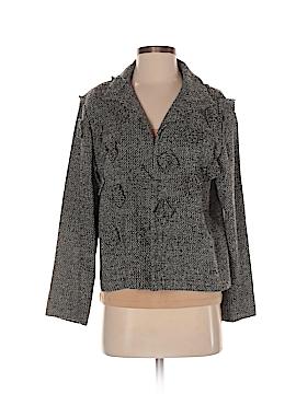 Linda Lundstrom Wool Cardigan Size 4