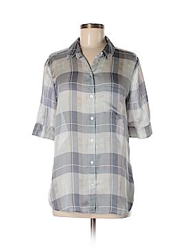 Tildon Short Sleeve Blouse Size M