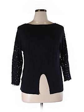 Guilia Long Sleeve Blouse Size L