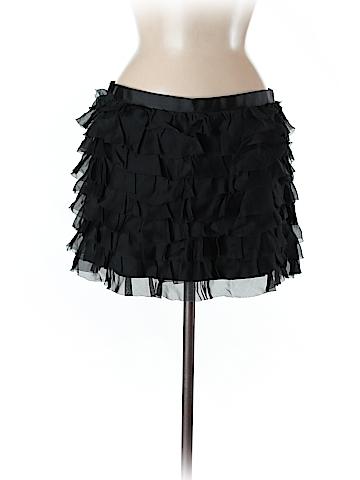 HHN by Haute Hippie Silk Skirt Size M