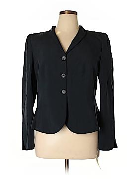 Giorgio Armani Silk Blazer Size 16