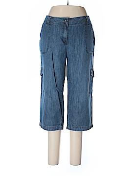 Liz Claiborne Cargo Pants Size 14